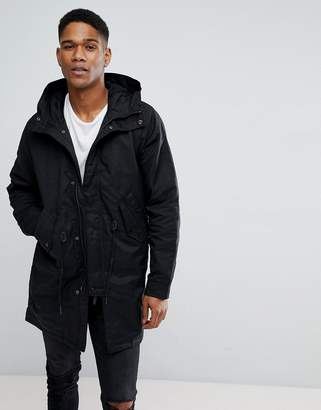 Lee Urban Waxed Parka