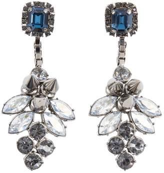 Mawi Silver Metal Earrings