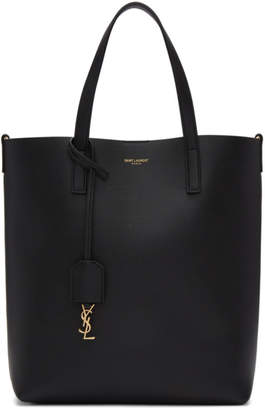 Saint Laurent Black Toy North/South Shopping Tote