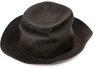 Horisaki Design & Handel distressed top hat