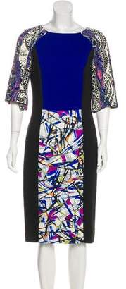 Etro Midi Sheath Dress
