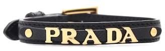 Prada Leather bracelet