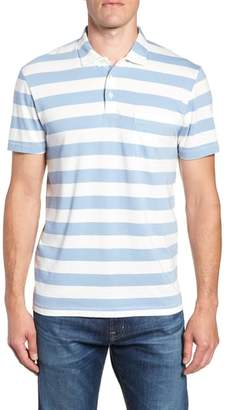 French Connection Harbor Stripe Polo
