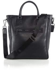 Saks Fifth Avenue COLLECTION Leather Tote