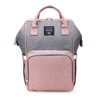 Jocestyle Maternity Waterproof Diaper Handbag USB Port Large Mummy Backpacks