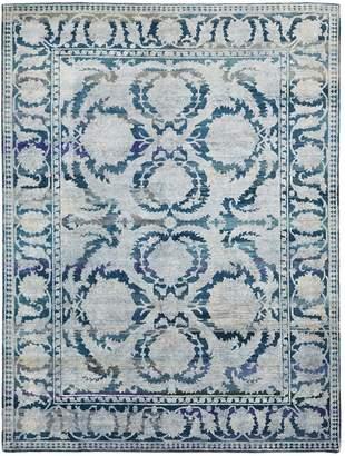 """Alchemy Classic Silk & Wool Rug - 8'1""""x10'8"""""""