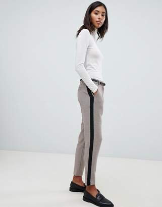 Jack Wills check tapered pant