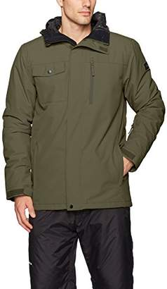 Quiksilver Snow Men's Mission Solid 17 Jacket