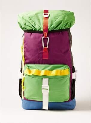 Topman Mens Multicoloured Backpack