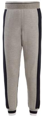 Lndr - Zero Wool Blend Performance Track Pants - Womens - Grey Multi