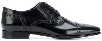 Dolce & Gabbana pointed toe brogues