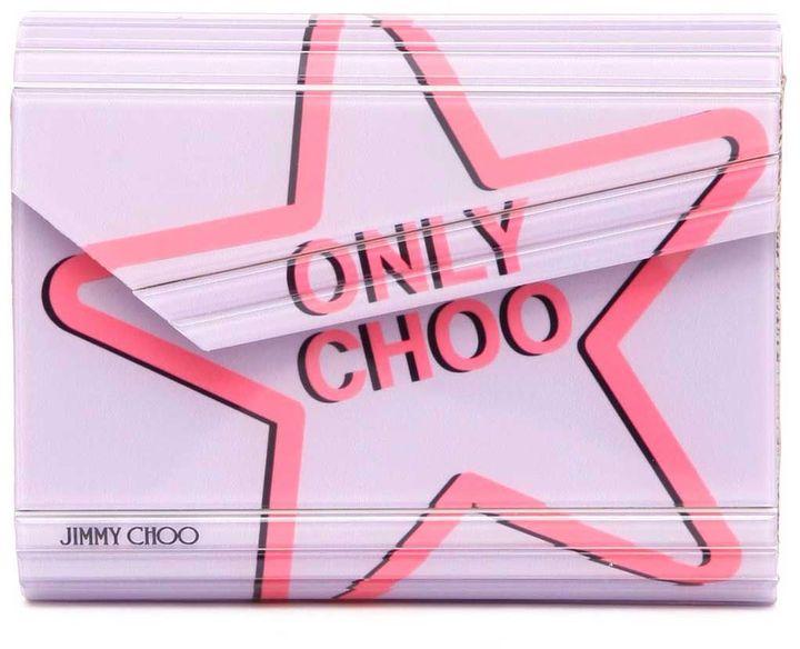 Jimmy ChooJimmy Choo 'only Choo' 'cady' Clutch