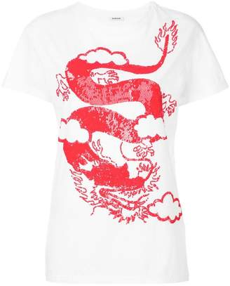 P.A.R.O.S.H. printed T-shirt