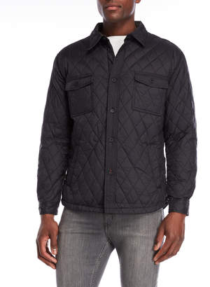 Weatherproof Nylon Shirt Jacket