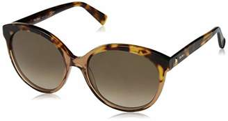 Max Mara Women's Mm Eyebrow Rectangular Sunglasses
