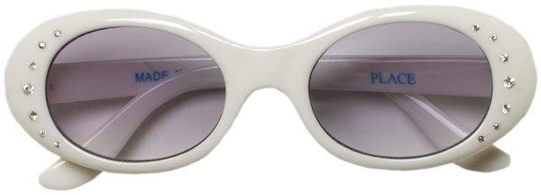 Children's Place Rhinestone Sunglasses