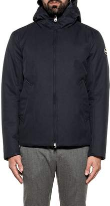 Colmar Blue Riddle Hooded Down Jacket