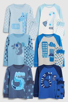 Next Boys I Am Printed Snuggle Pyjamas One Pack (12mths-6yrs)