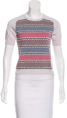 Creatures of the Wind Linen Striped Sweater