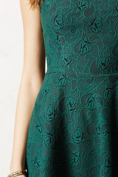 Anthropologie Andrassy Dress