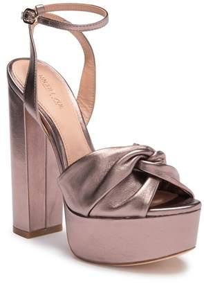 Rachel Zoe Claudette Leather Platform Sandal