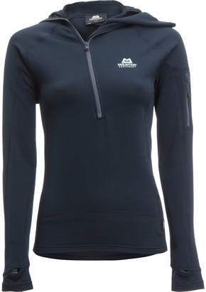 Equipment Mountain Eclipse Hooded Zip T-Shirt - Women's