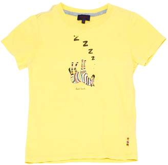 Paul Smith Yellow Cotton Top