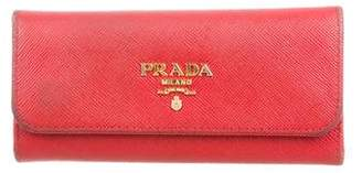 Prada Saffiano 6 Key Holder