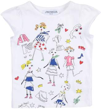 Simonetta Mini T-shirts - Item 37998340GV
