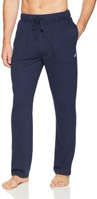 Nautica Men's French Terry Knit Lounge Pant