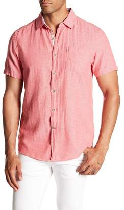 Report Collection Short Sleeve Slim Fit Shirt