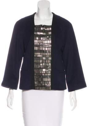 3.1 Phillip Lim Embellished Wool Jacket