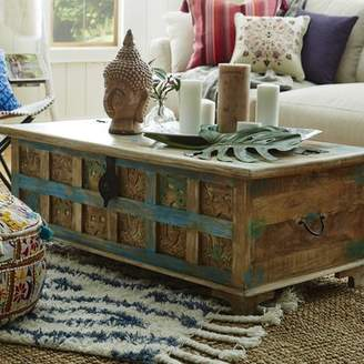 Trunks World Menagerie Bodella Storage Coffee Table