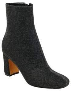 Marc Fisher Grazi2 Textile Block Heel Bootie