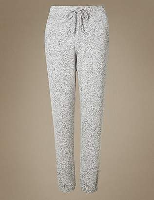 Marks and Spencer Cosy Knit Cuffed Pyjama Bottoms