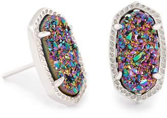 Kendra Scott Ellie Stud Earrings in Silver