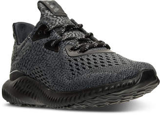 adidas Women's AlphaBounce Running Sneakers from Finish Line $110 thestylecure.com
