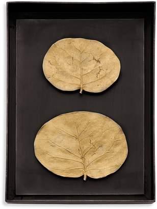 Michael Aram Botanical Leaf Shadow Box