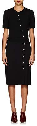 Altuzarra Women's Jefferson Asymmetric-Button Dress