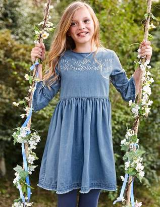 Boden Floaty Denim Dress