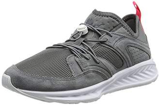 Puma Adults  Blaze Ignite Plus Low-Top Sneakers Grey Grau 961223be3
