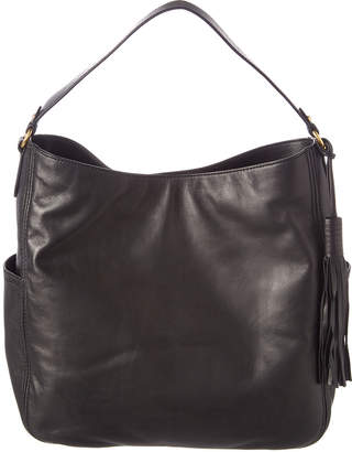 Cole Haan Gabriella Leather Bucket Bag