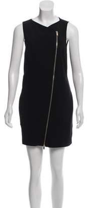 Stella McCartney Sleevless Mini Dress Black Sleevless Mini Dress
