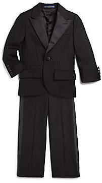 Ralph Lauren Little Boy's Two-Piece Wool Suit