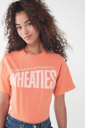 Urban Outfitters Wheaties Cropped Tee