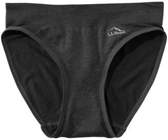 L.L. Bean L.L.Bean Women's Athletic Seamless Bikini Brief