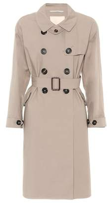 Max Mara S Aosta cotton trench coat