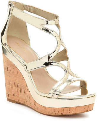 Aldo Trevica Wedge Sandal - Women's