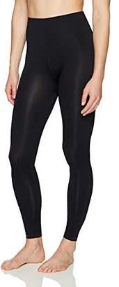 Arabella Women's Seamless Shapewear Legging with Tummy Control