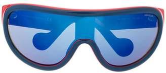 Moncler Eyewear aviator ski sunglasses